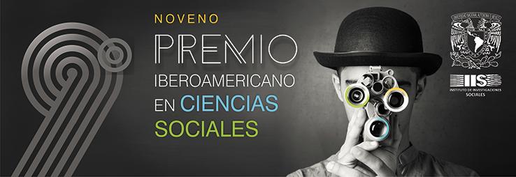 Convocatoria 9º Premio Iberoamericano en Ciencias Sociales.
